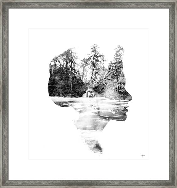 Favorite View Framed Print