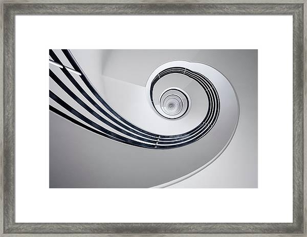 Fibonacci Framed Print
