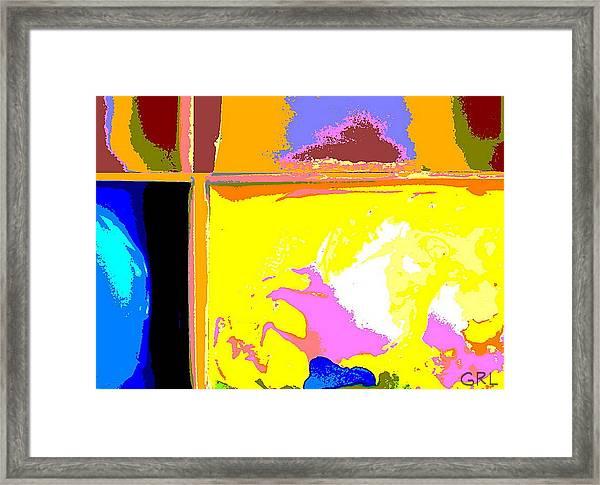 Fine Art Digital Print N1c 2 Framed Print