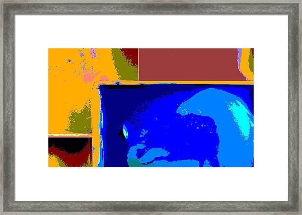 Fine Art Digital Print N1c 1 Framed Print