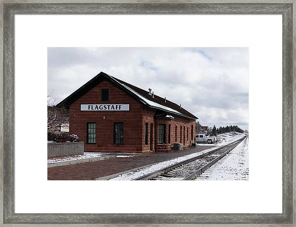 Flagstaff, Arizona, United States Framed Print by Julien Mcroberts