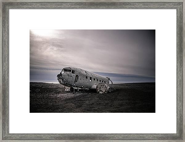 Flightless Framed Print