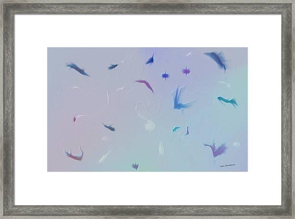 Flights Of Fancy Framed Print
