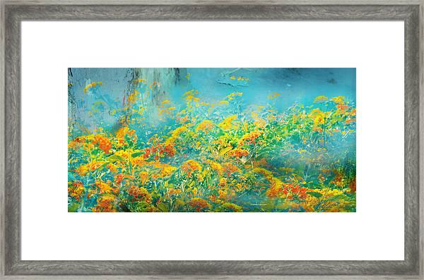 Flores De Ayamonte Framed Print