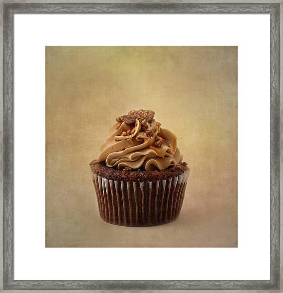 For The Chocolate Lover Framed Print