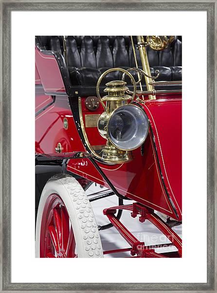 Ford Model A Framed Print