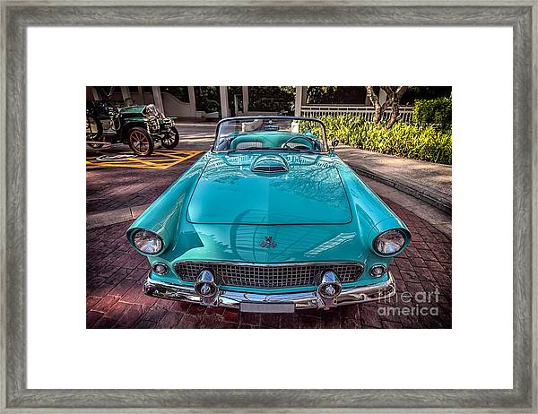 Ford Thunderbird  Framed Print