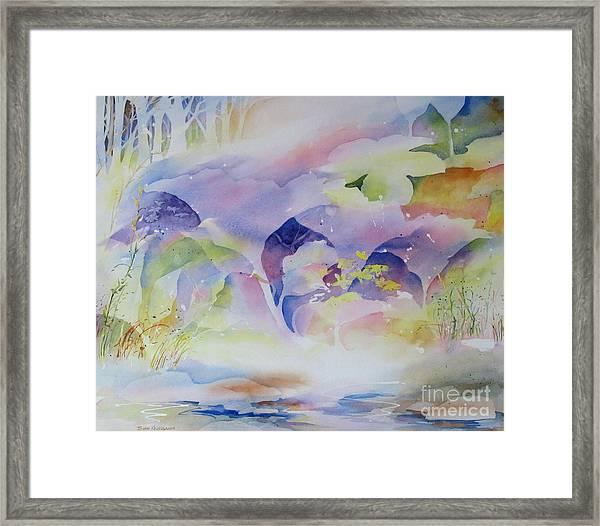 Forest Dream Framed Print