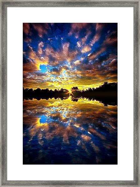 Forever Dreaming Framed Print