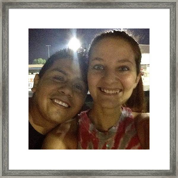 Forgot We Even Took This Pictures At Framed Print