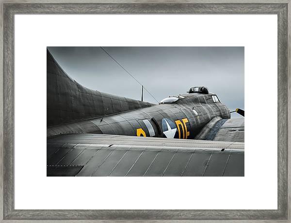 Fortress Of Solitude Framed Print