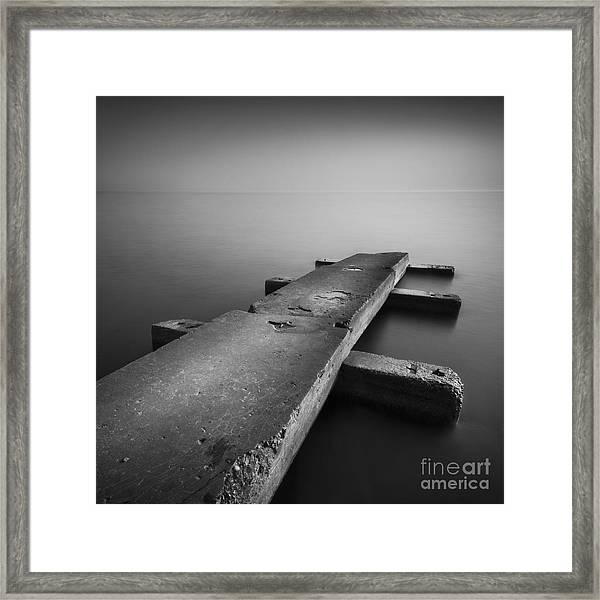 Forward Framed Print