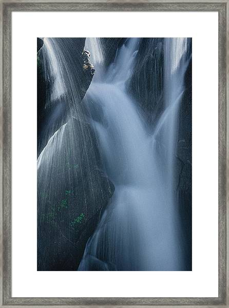 Fountain Nature Framed Print