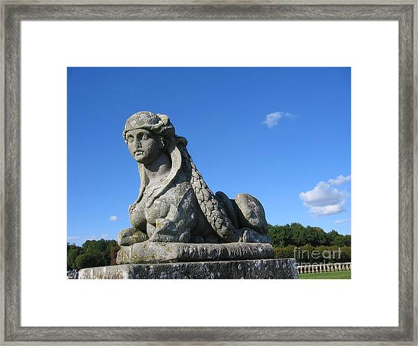 Fountainebleau Twin1 Framed Print