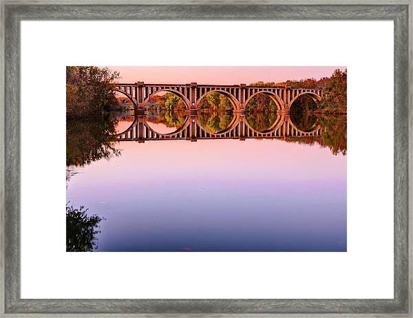 Fredericksburg  Framed Print
