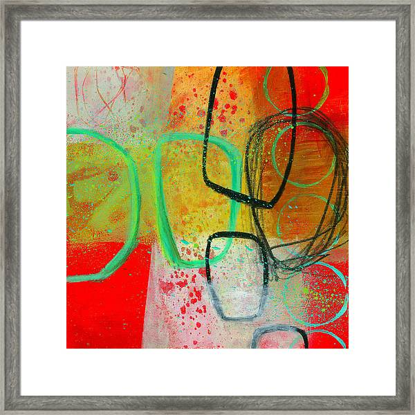 Fresh Paint #3 Framed Print