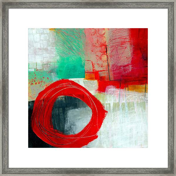 Fresh Paint #6 Framed Print