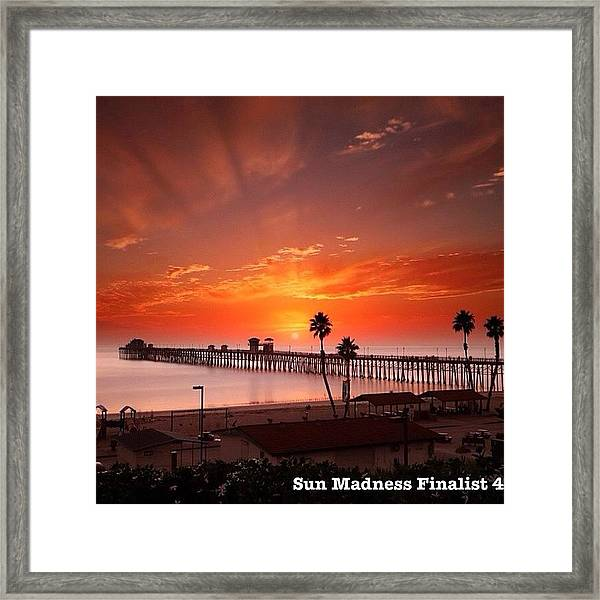 Friends, One Of My Photos In The Framed Print