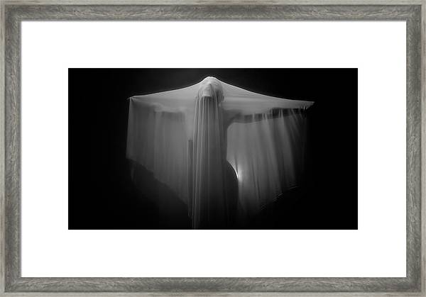 From Heaven To Hell Framed Print