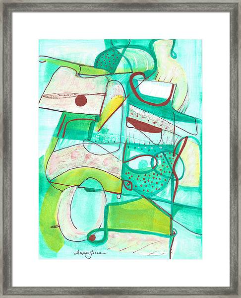 From Within #15 Framed Print