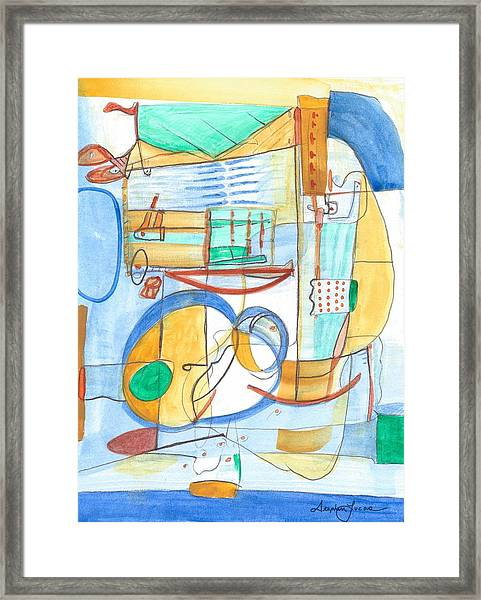 From Within 6 Framed Print