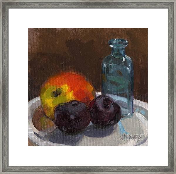 Fruition Framed Print