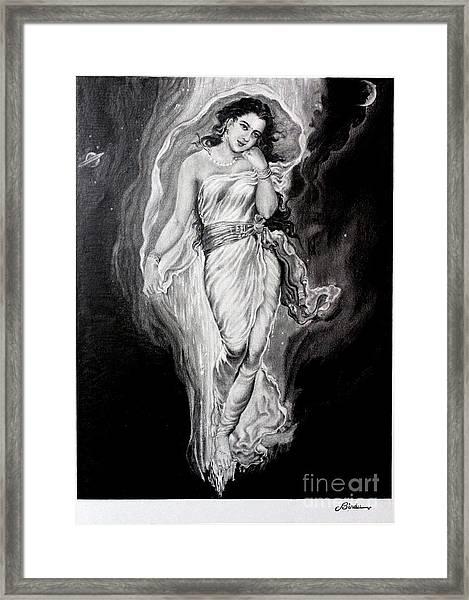 Gangadevi  Framed Print by Bindu Vulli