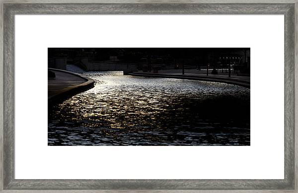Gateway Park Pueblo Framed Print