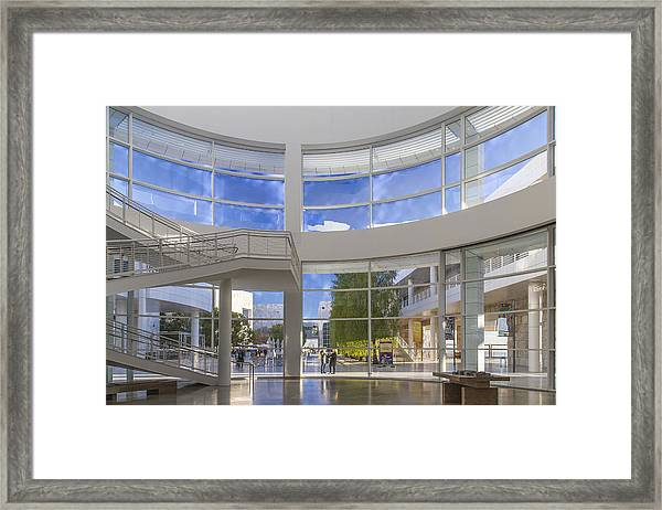 Getty Perspectives 1 Framed Print
