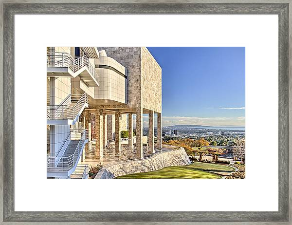 Getty Perspectives 2 Framed Print