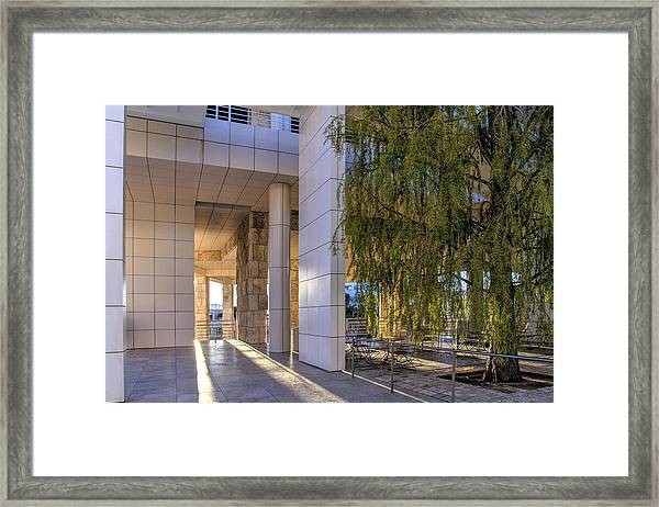 Getty Perspectives 4 Framed Print