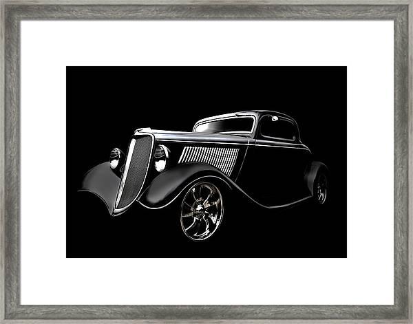 Ghost Of '33 Framed Print