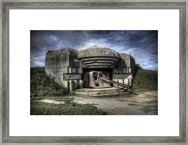 Ghost Of Sins Past Framed Print