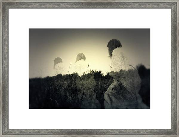 Ghost Stories Framed Print