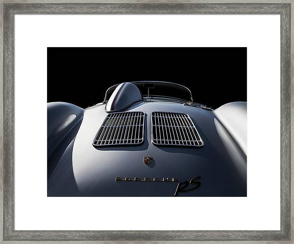 Giant Killer Framed Print