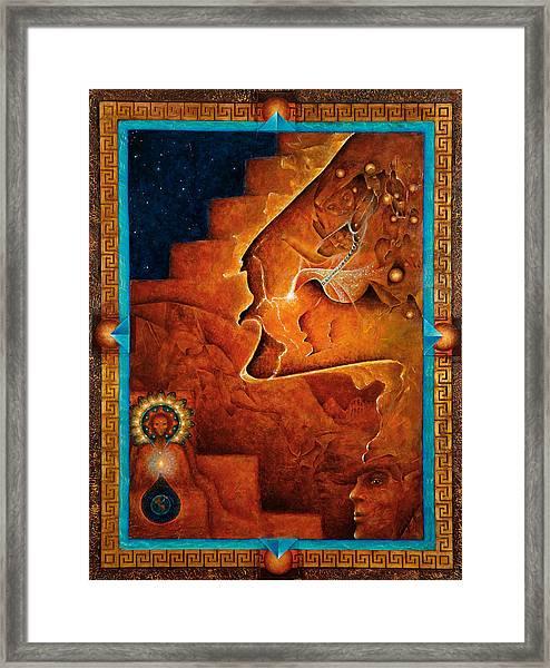 Gifts Of The Spirit Framed Print