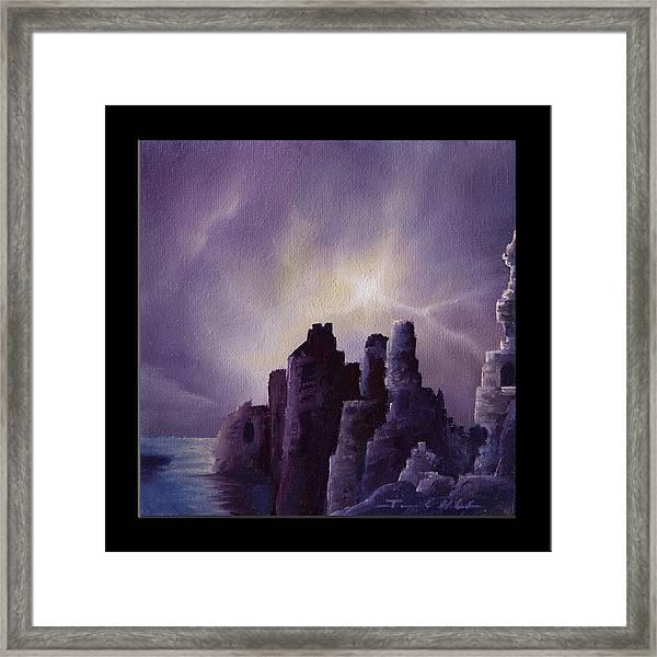 Girnigoe Castle Framed Print