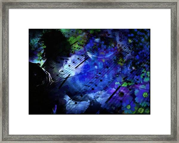 Giving Back Framed Print