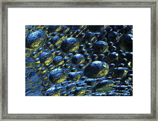Glass Works 06 Framed Print