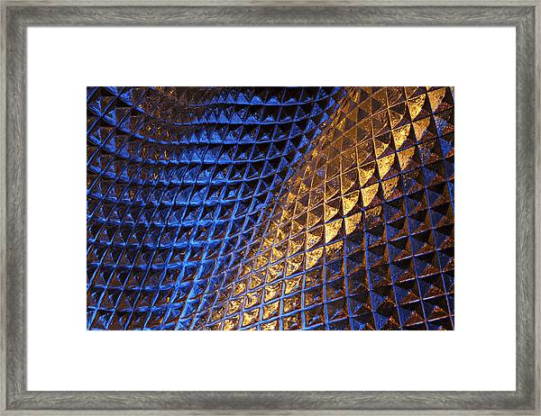 Glass Works 09 Framed Print