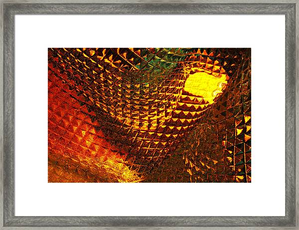 Glass Works 13 Framed Print
