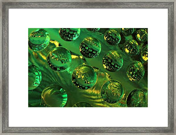 Glass Works 20 Framed Print
