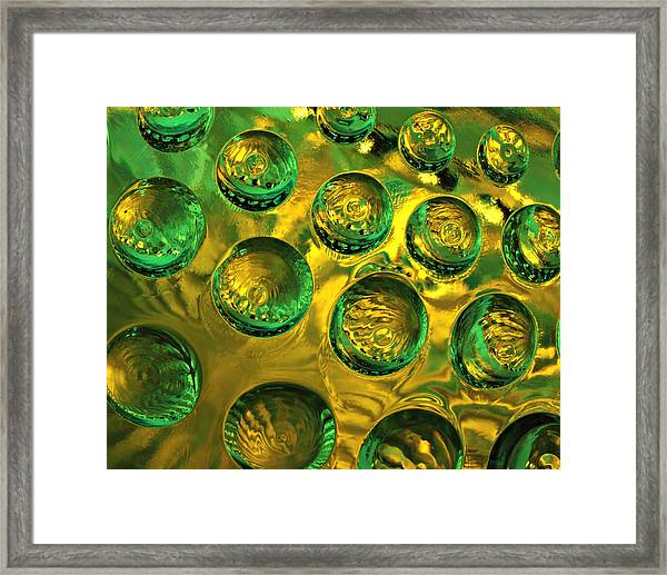 Glass Works 21 Framed Print