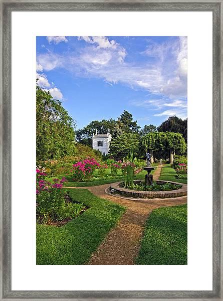 Glen Magna Framed Print