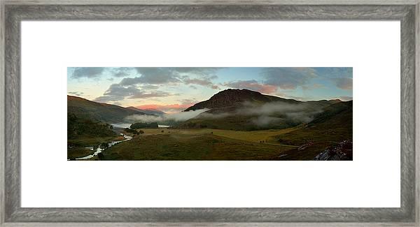 Glen Strathfarrar Framed Print