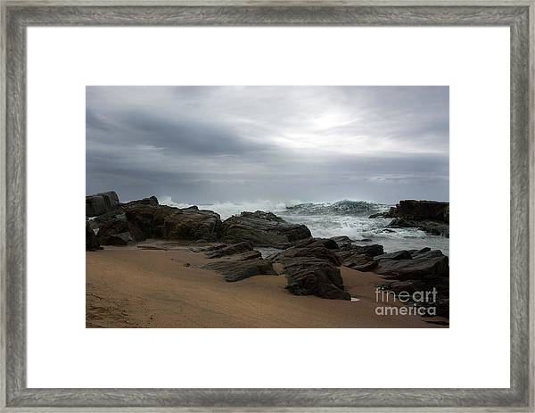 Framed Print featuring the photograph Anticipation by Glenda Wright