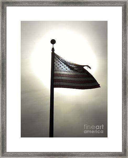 God Bless America 2014 Framed Print