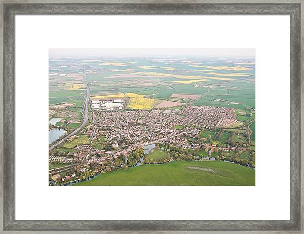 Godmanchester Framed Print