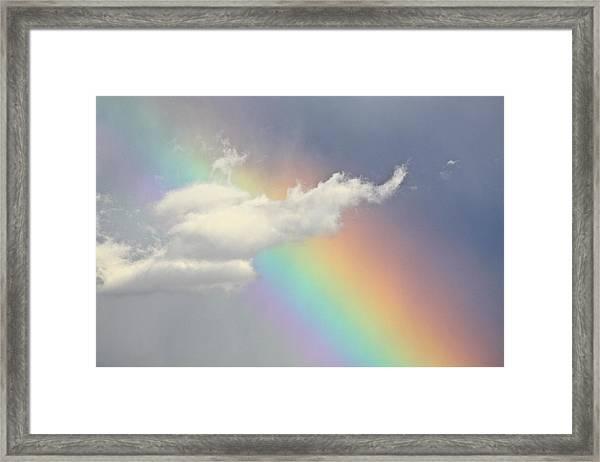 God's Art Framed Print