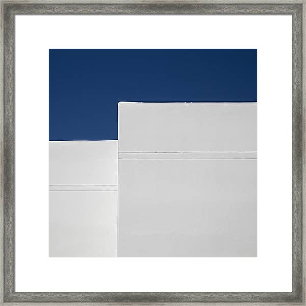 Goodbye Framed Print